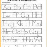 Pre K Math Worksheets Alphabet – Learning Printable