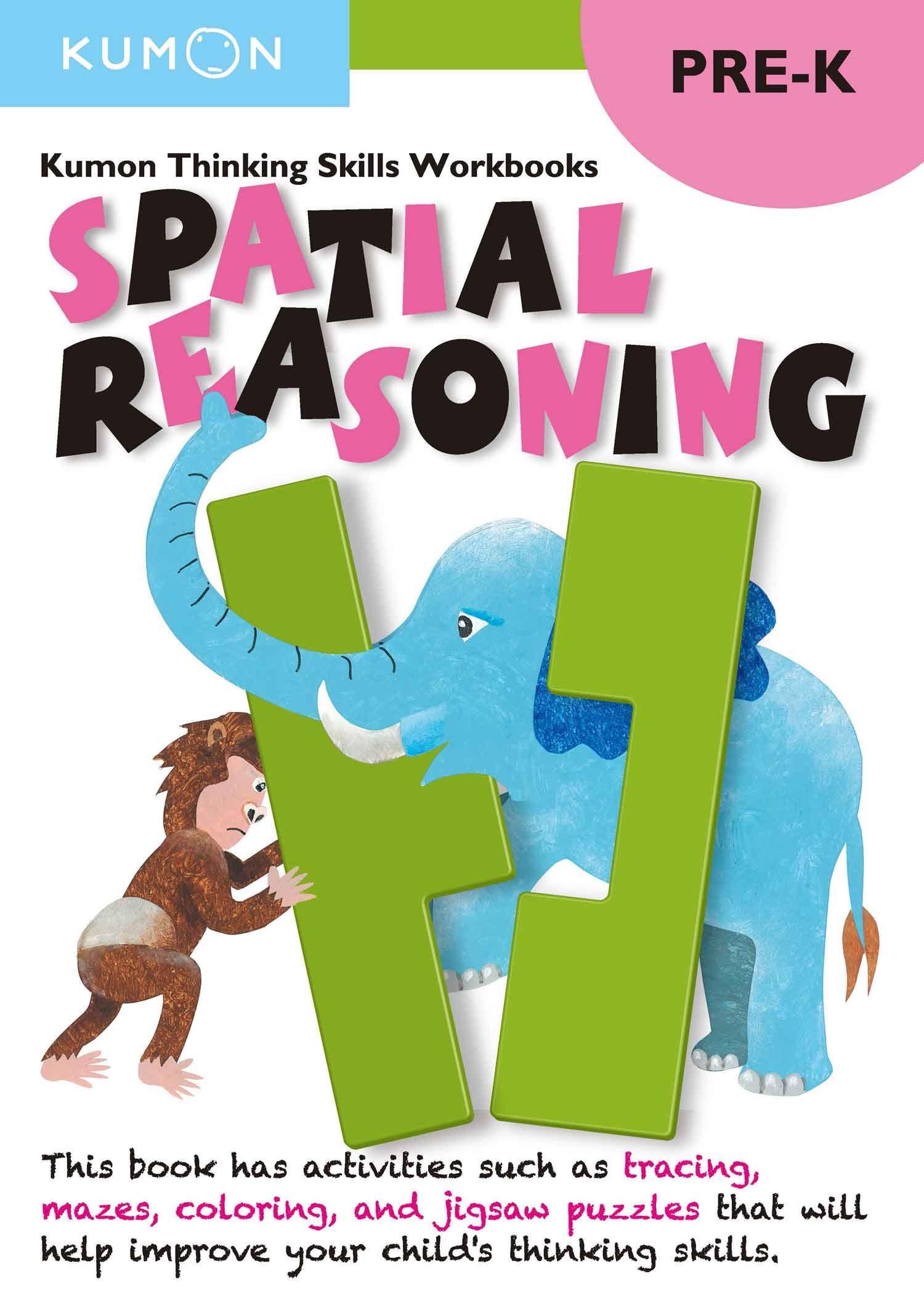 Pre-K Spatial Reasoning | Thinking Skills