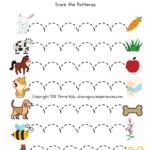 Pre Writing Worksheets Pdf Preschoolers 3 Year Olds - Downloadable  Worksheets