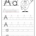 Preschool Letter Worksheets Pdf - Clover Hatunisi