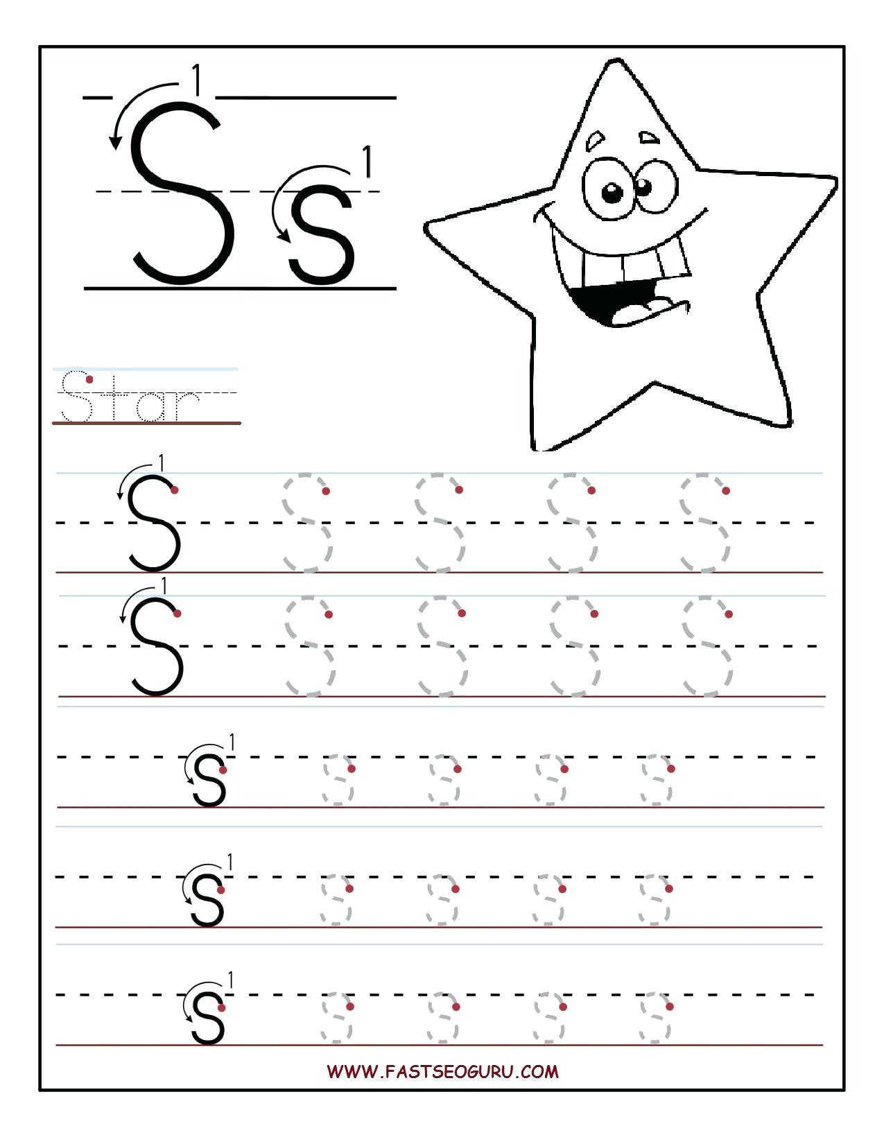 Preschool Name Worksheet Generator - Clover Hatunisi