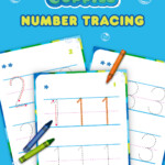 Preschool Number Tracing | Nickelodeon Parents