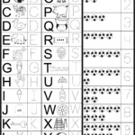 Preschool Number Tracing Worksheets Free Printable - Clover