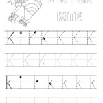 Printable Alphabet Tracing Pages (With Images) | Alphabet