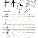 Printable Letter F Tracing Worksheets For Preschool