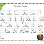 Printable Name Tracing Worksheets | Printable Worksheets