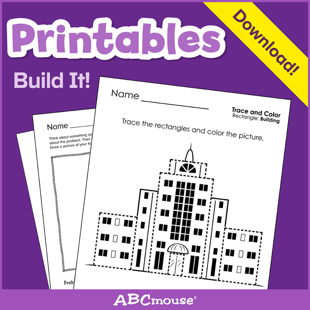 Printables: Build It - Learn@home Learn@home