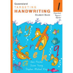 Qld Targeting Handwriting Student Book Year 1
