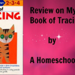 Review On Kumon First Book Of Tracinga Homeschooler