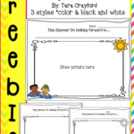 Summer Time Worksheets For Preschool Worksheet Create Your