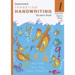 Targeting Handwriting Qld Student Book 1