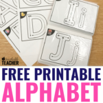 The Easiest, Cheapest Diy Alphabet Tracing Book Ever