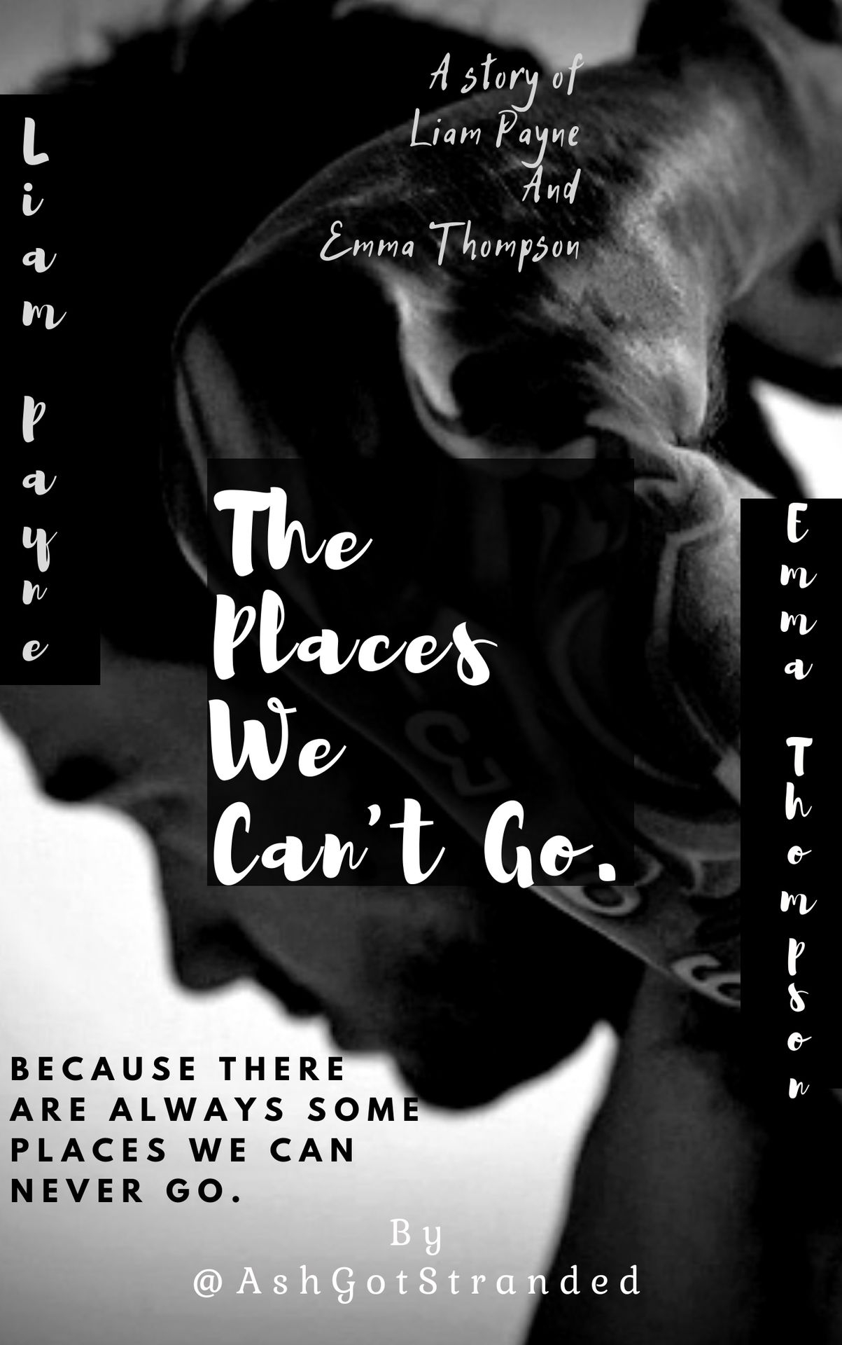 The Places We Can't Go || L.p. - C A S T , T R A I L E R