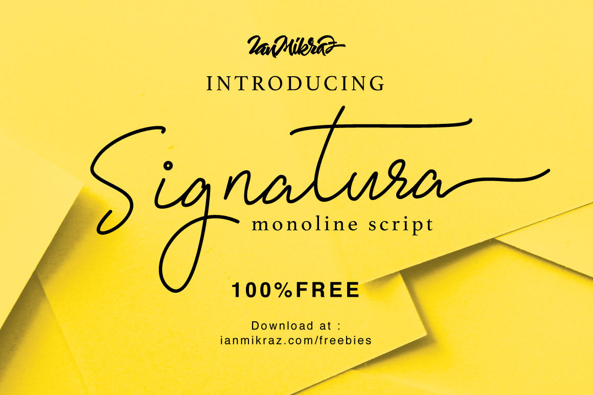 Top 47 Best Free Calligraphy Fonts 2019