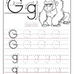 Trace Letters Worksheets | Activity Shelter