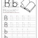 Trace The Letters Worksheets | Letter Worksheets For