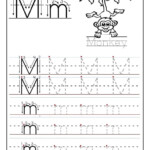 Tracing Letters Worksheets For Practice In 2020 (With Images