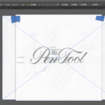 Tracing With The Pen Tool Using Adobe Illustrator - Pies Brand