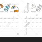 Tracing Worksheet Vector & Photo (Free Trial) | Bigstock