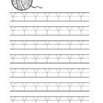 Tracing_Letter_Y_Worksheets_For_Preschool 1,240×1,754