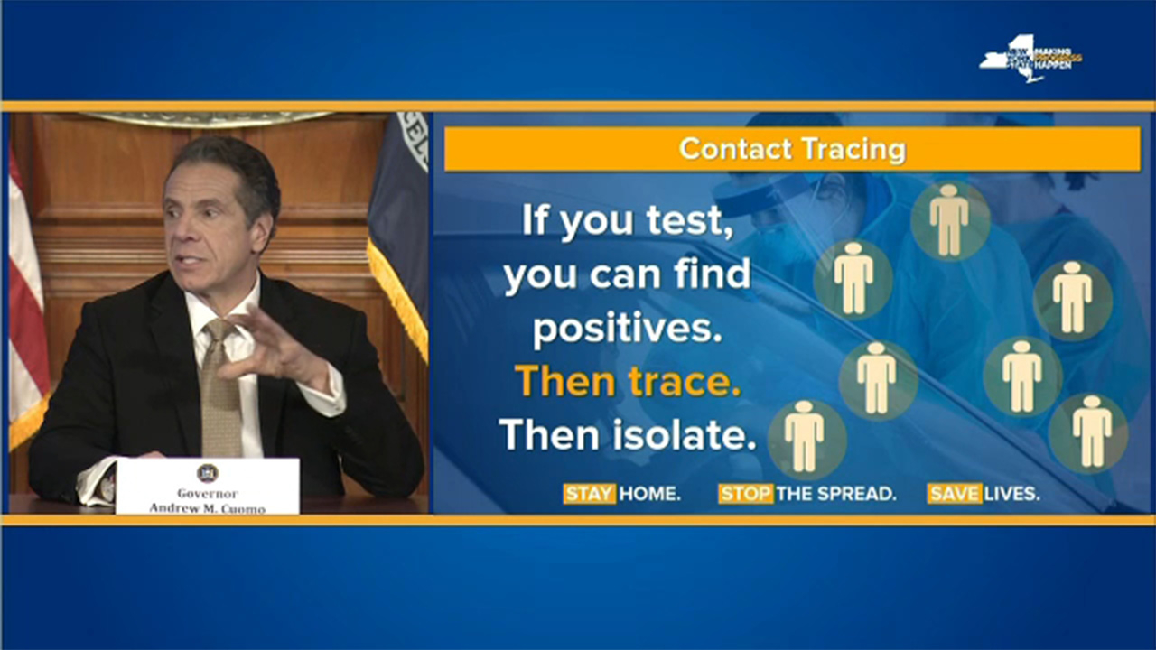 Tri-State To Launch Coronavirus Test And Trace Program
