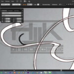 Tutorial Illustrator Tracing Font - Youtube