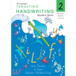 Vic Targeting Handwriting Student Book 2