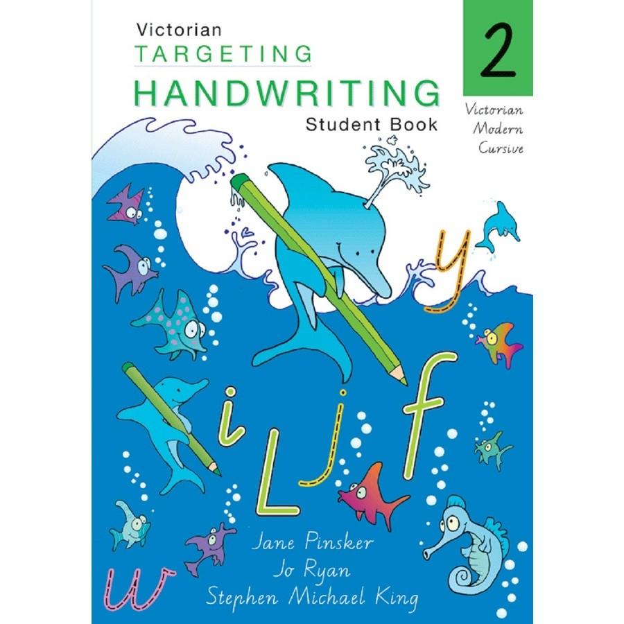 Vic Targeting Handwriting Student Book 2