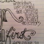 Whimspirations | Lettering, Ink Lettering, Doodle Lettering