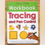 Wipe-Clean Books: Tracing & Pen Control, Books & Stationery