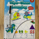 Wipe Clean Learning Pen Control