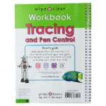 Wipe Clean Workbook - Tracing And Pen Controlroger