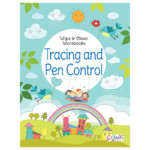 Wipe & Clean Workbook Tracing & Pen Control