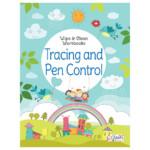 Wipe & Clean Workbook Tracing & Pen Control
