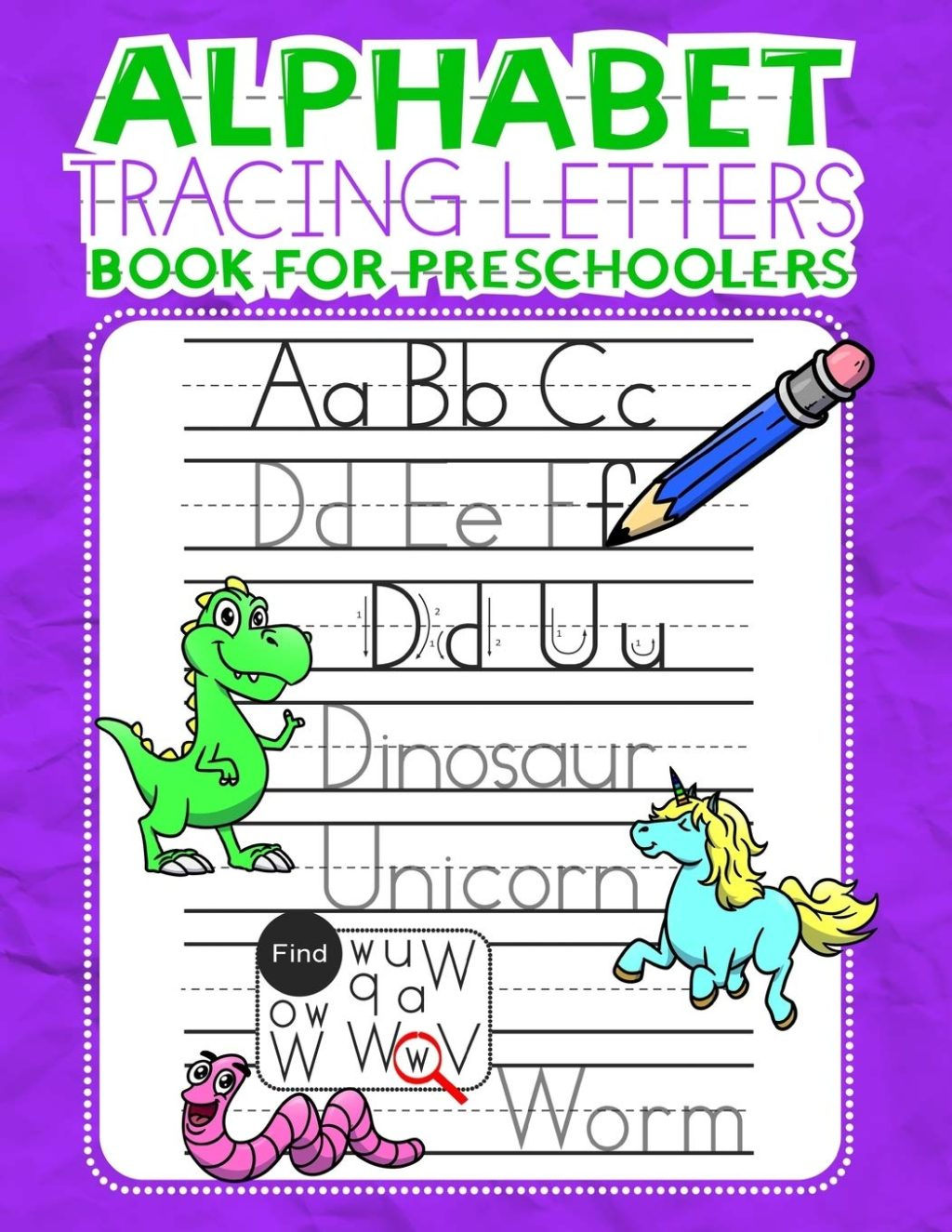 Worksheet ~ 71Jqtlkvmbl Alphabet Tracing Letters Book For