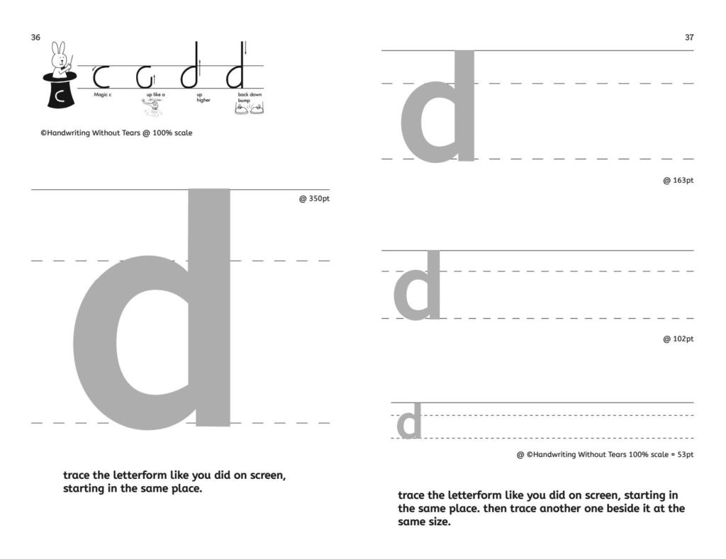 Worksheet ~ Handwriting Booklet Free Pdf My Template