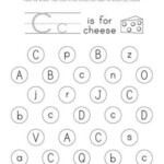 Worksheet Ideas Trace Letter Car Worksheets Activity Shelter
