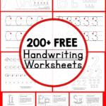 Worksheet ~ Worksheet My Handwritingooklet Free For Second