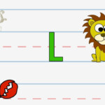 Write The Letter L | Alphabet Writing Lesson For Children | The Singing  Walrus