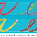Writing Wizard Cursive Part 1 - Trace Letters & Words - Best App Demos For  Kids - Philip
