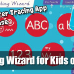 Writing Wizard For Kids On Ipad - Full Uppercase - Fun Letter Tracing &  Alphabet Learning App
