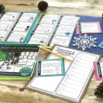 12 Days Of Christmas Math And Writing Activities   Jodi