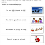3 Ks1 Worksheets Free Printable Reading Christmas Literacy