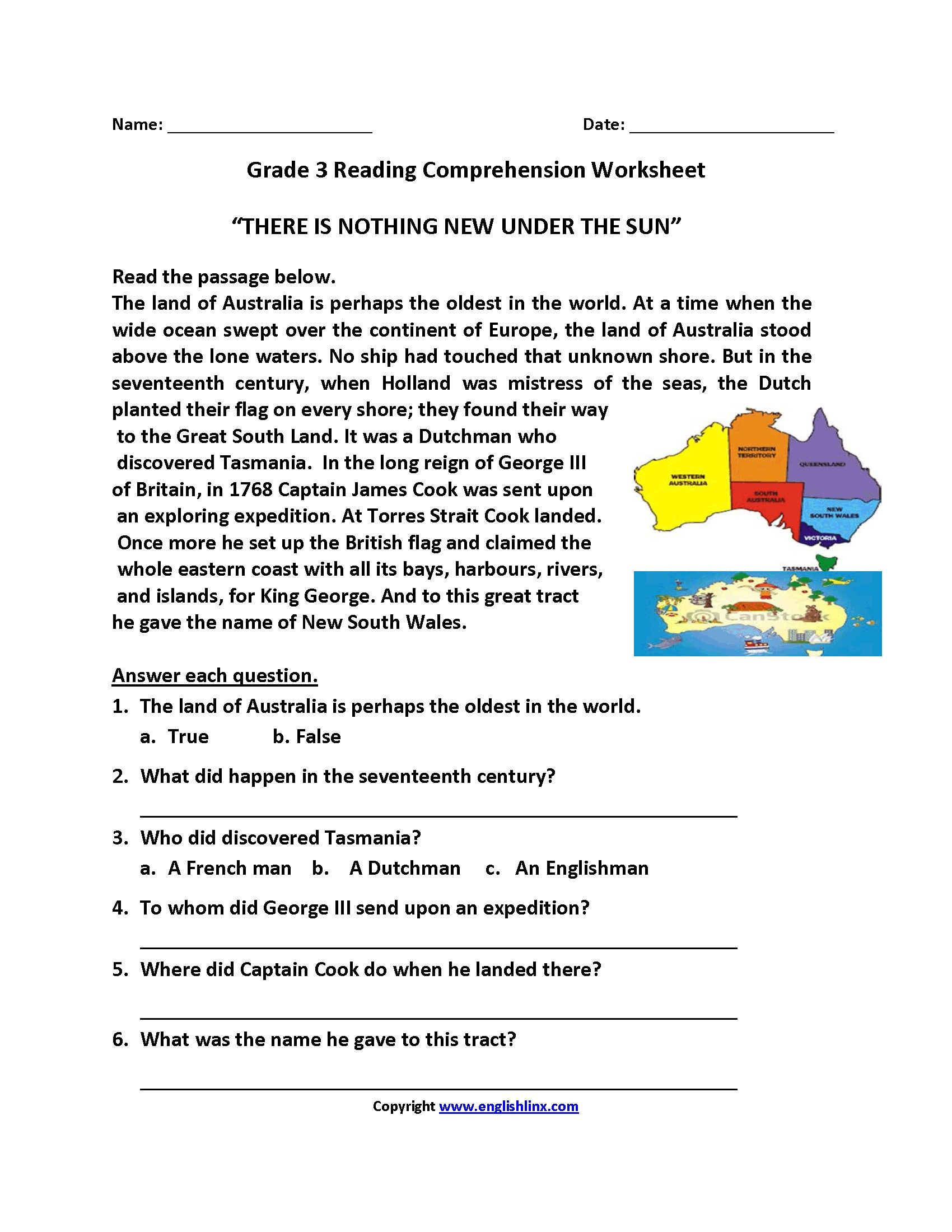 5 Christmas Reading Comprehension Pdf In 2020 (With Images