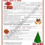 A Christmas Story - Esl Worksheetpatties