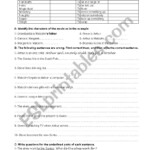 Arthur Christmas Worksheet & Key - Esl Worksheetjesuspavon