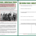 Awesome Reading On The Christmas Truce During World War 1