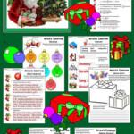 Christmas Activities: Arthur's Christmas Ela Activity Packet
