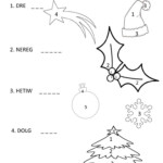 Christmas Colours - English Esl Worksheets For Distance