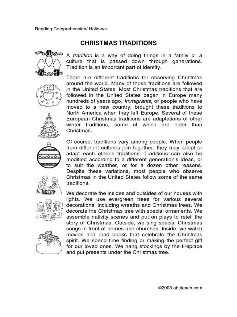 Christmas Comp Wreath Abcteach Worksheets Grade Math Tutor